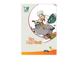 The Busy Cook | Level 2