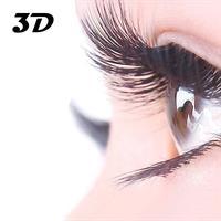 מסקרה תלת מימד לעיניים מושלמות - 3Dmasceye