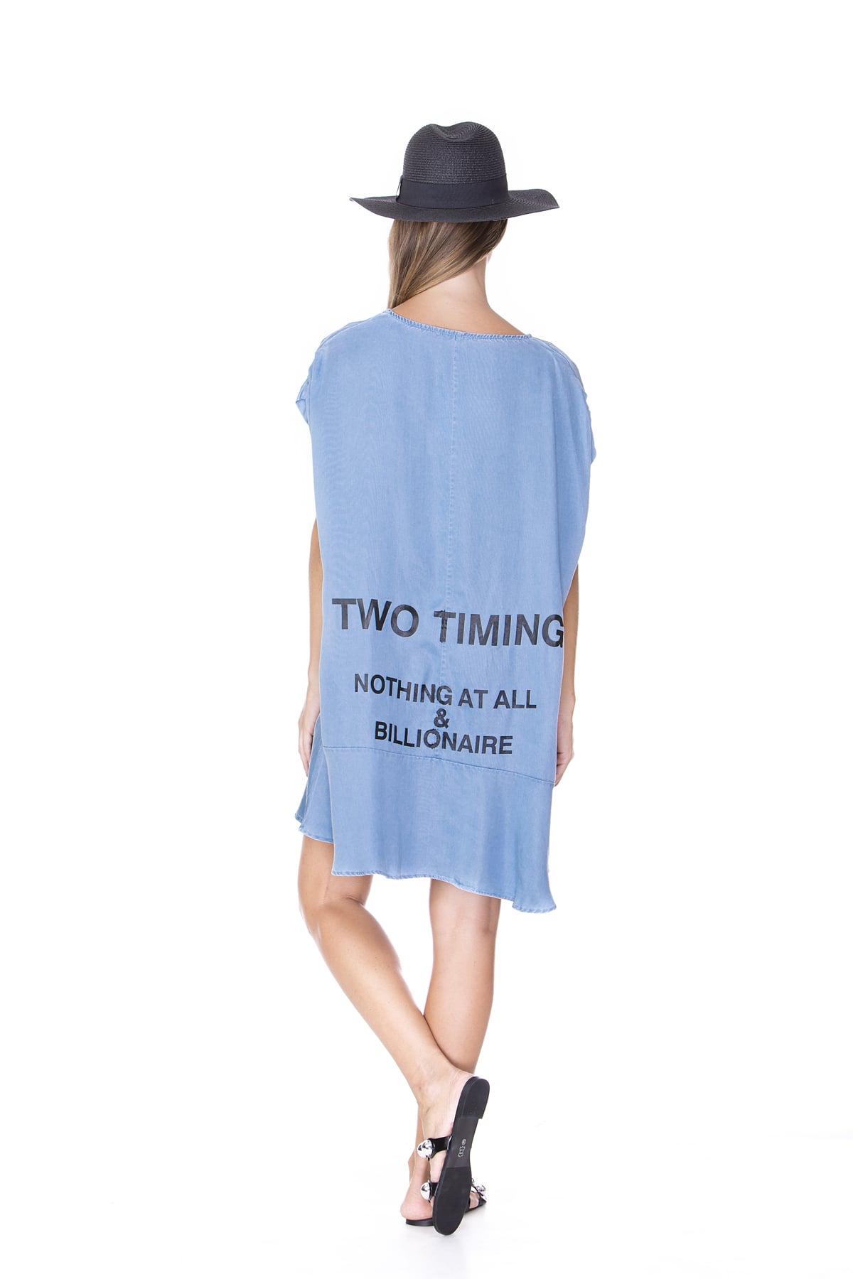שמלת טיים ג'ינס