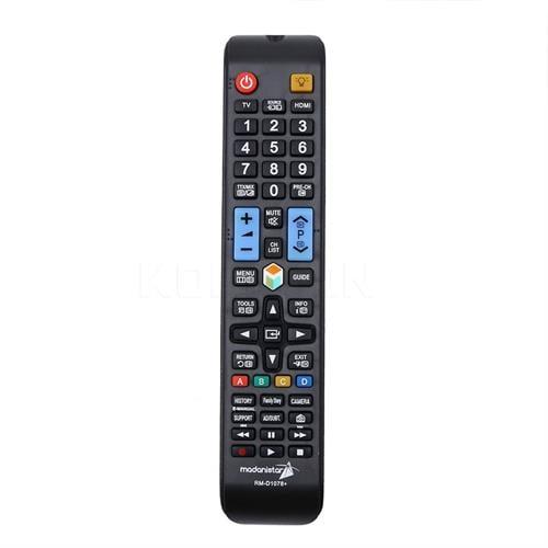 שלט רחוק אוניברסלי לטלויזיות סמסונג/ LCD/LED/HDTV/3DTV TV SAMSUNG