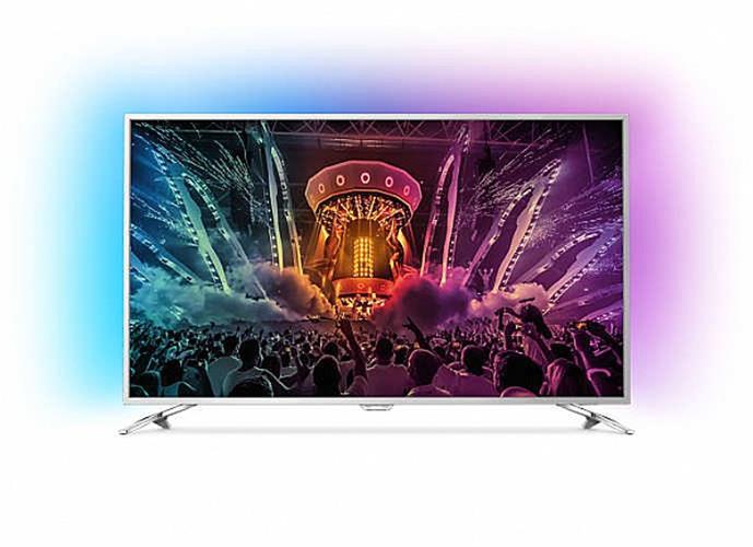 טלוויזיה Philips 55PUS6561 4K 55 אינטש