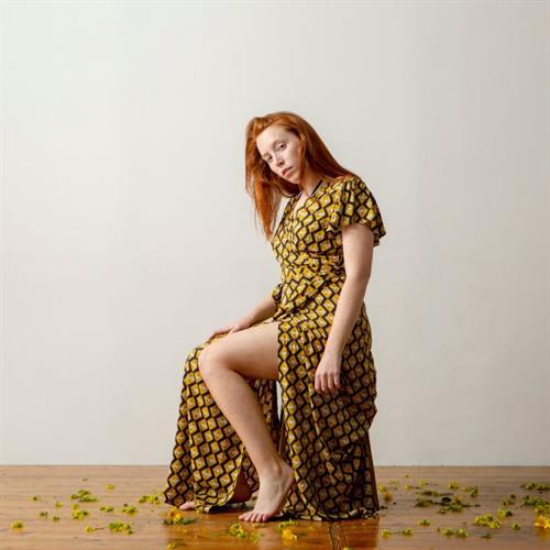 שמלת FLOW