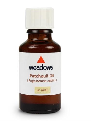 "שמן ארומתרפי פטצ'ולי 100 מ""ל - Patchouli Essential Oil 100cc"