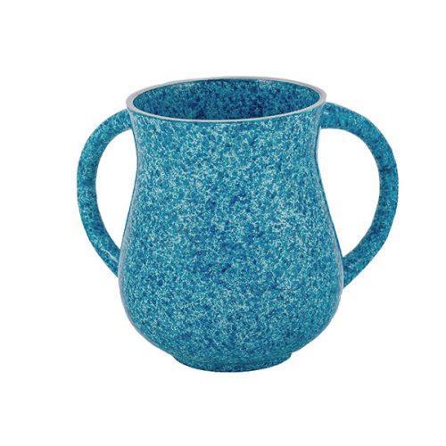 נטלה - דמוי שיש - כחול בהיר