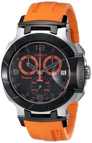 שעון יד אנלוגי גברים TISSOT T048.417.27.057.04