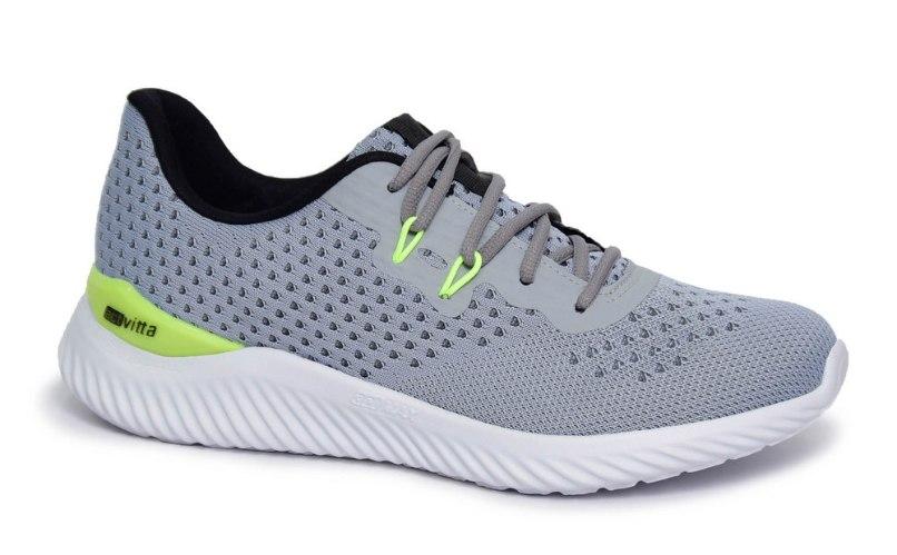 נעלי ספורט נוחות לגברים עם שרוכים דגם - 4901-108