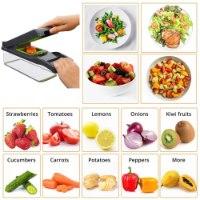 סט חיתוך ירקות ופירות למטבח