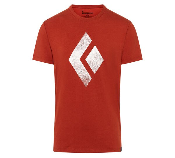 חולצת טיפוס לוגו גבר CHALKED APUO95