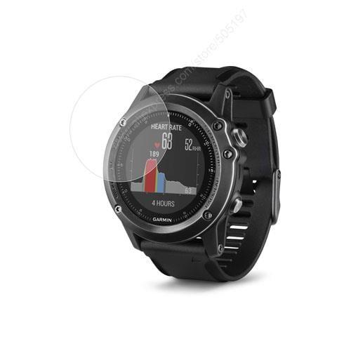 מגן זכוכית לשעון Garmin Fenix 3 / Fenix  3 HR - סט 3 יחידות