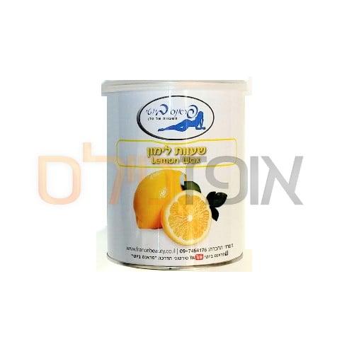 """שעווה לימון (800 מ""""ל)"""