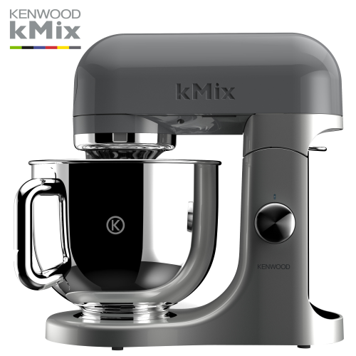 KENWOOD מיקסר KMIX מסדרת POP ART דגם: KMX70GY מתצוגה !