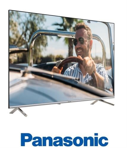 "Panasonic טלוויזיה ""65 SMART TV ,4K  דגם TH65GX650L"