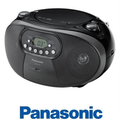 Panasonic מערכת שמע ניידת דגם : RX-DU10K
