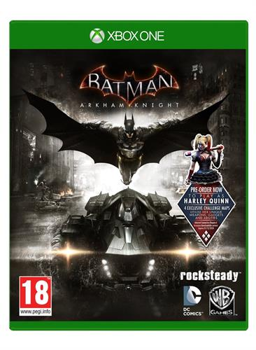 XBOX ONE Batman: Arkham Knight