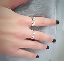 טבעת חריטת עין