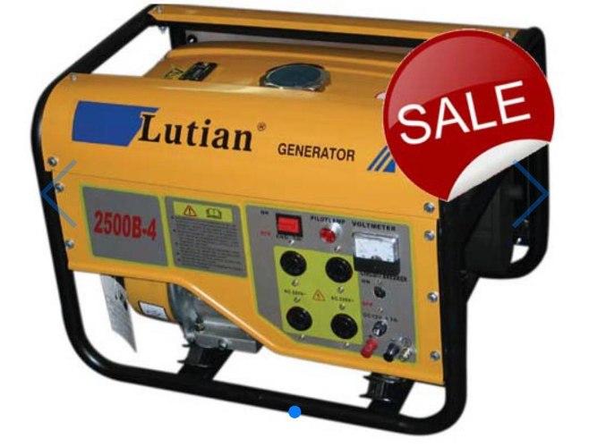 גנרטור LUTIAN LT2500