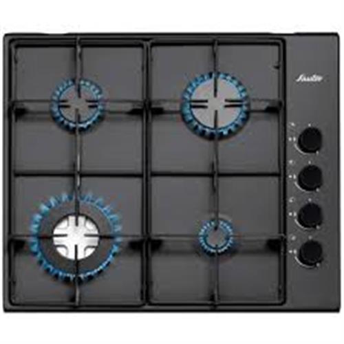 כיריים גז Sauter SHE8400B סאוטר שחור