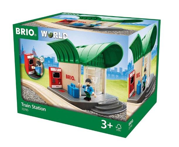 BRIO תחנת רכבת