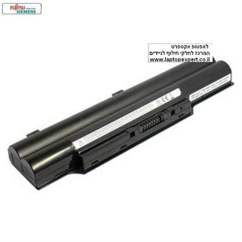 סוללה חליפית למחשב נייד פוגיטסו Fujitsu AH512 A530 A531 AH530 AH531 Ah532 BH531 LH52/C LH520 LH530 FPCBP331 6 Cell Battery