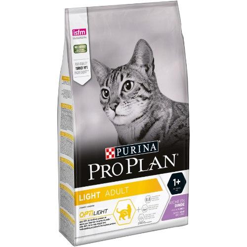 """פרו פלאן לייט 3 ק""""ג לחתול מזון דיאטטי - PRO PLAN LIGHT CHICKEN 3KG"""