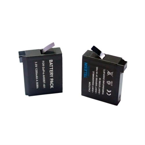 AHDBT-401 סוללה חליפית ל GOPRO 4 - ג׳יפר