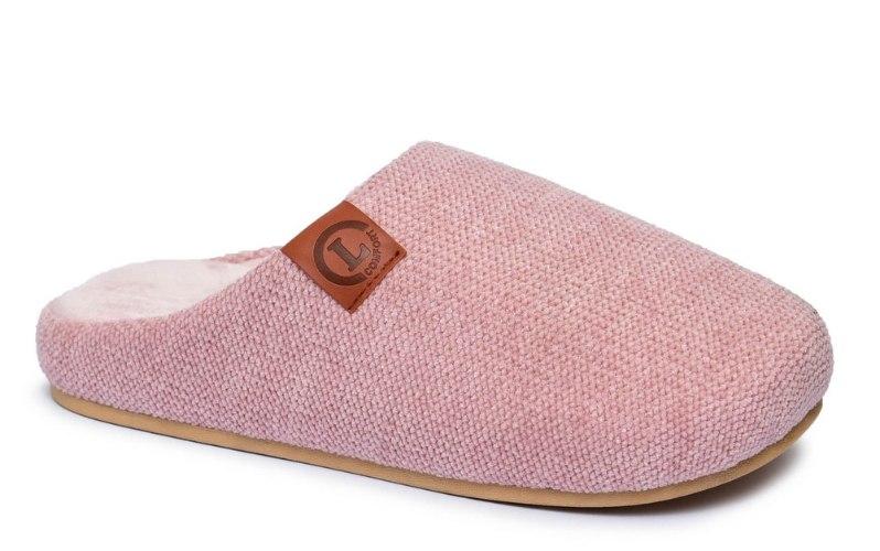 נעלי בית חמימות לנשים עם רפידת זכרון לנוחות דגם - SOFT-1