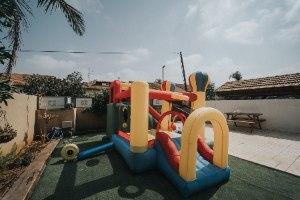 מתקן קפיצה מתנפח פארק ילדים - D3036 מבית Jumpy Jump העולמית