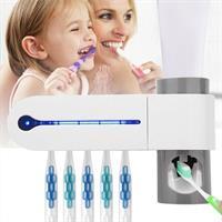 מתקן חיטוי UV למברשות שיניים- UVsterilizer