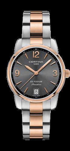 שעון סרטינה דגם C0342102208700 Certina