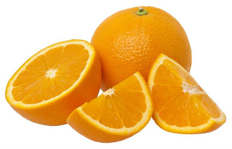 תפוזים בתוספת ויטמין C - אריזה של 8 כוסיות קפואות (כ160 גרם)