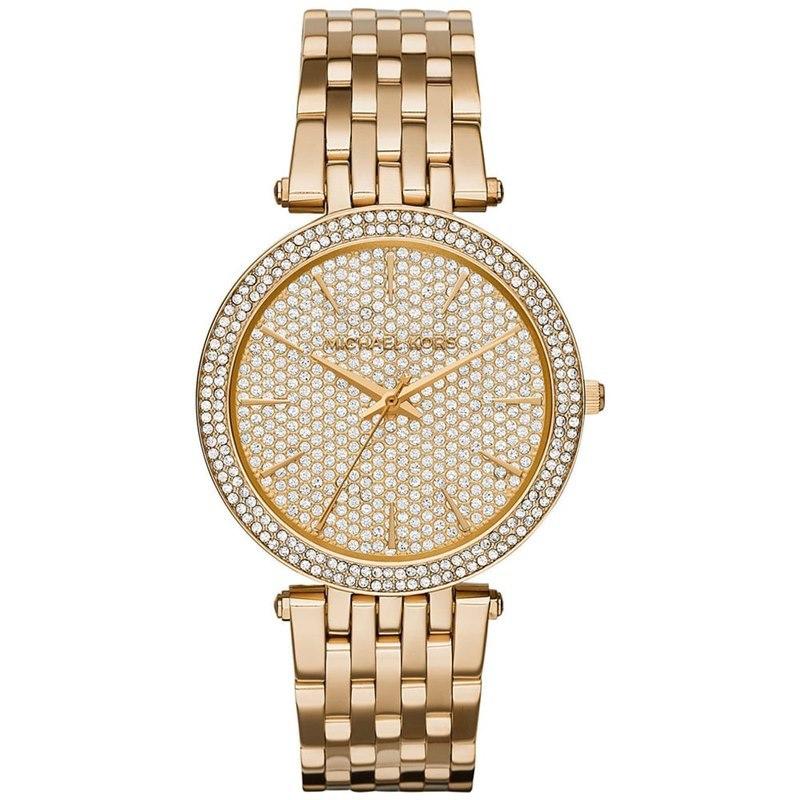 שעון מייקל קורס לאישה דגם MK3438