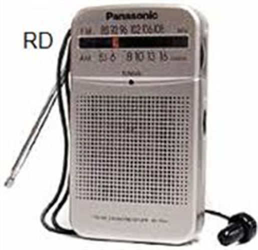 מערכת שמע פנסוניק PANASONIC RFP50