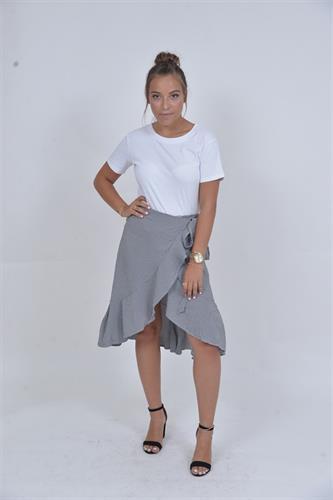 חצאית מעטפת פריז
