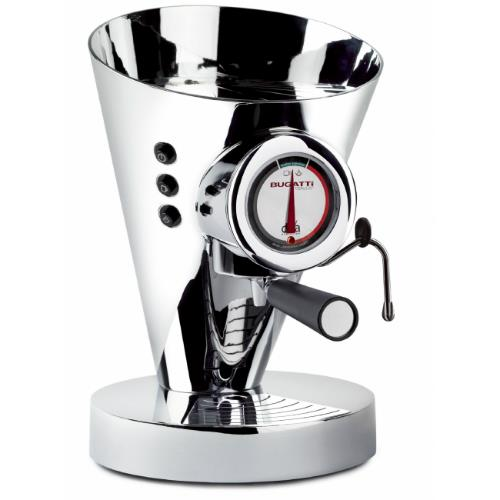 מכונת קפה DIVA EVOLUTION נירוסטה