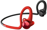 אדום - אוזניות ספורט אלחוטיות Plantronics BackBeat FIT 2100