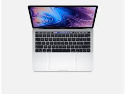 Apple 13-inch MacBook Pro (2019) Touch Bar i5 1.4GHz QC 256GB SSD 16GB Silver Z0W7-5162