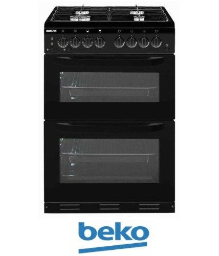 beko תנור משולב רחב דגם KFDM62120DBDSL