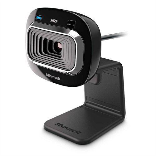 מצלמת רשת Microsoft LifeCam HD-3000 USB for Business