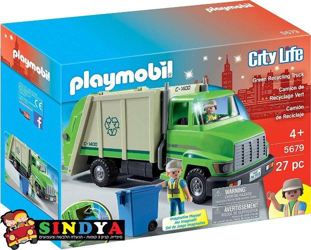 פליימוביל משאית זבל 5679