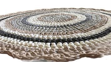שטיחים סרוגים, שטיח סרוג, שטיחים סרוגים בהזמנה, שטיח לחדר ילדים, שטיחים, שטיחים סרוגים עגולים, שטיח עגול, שטיחים מטריקו