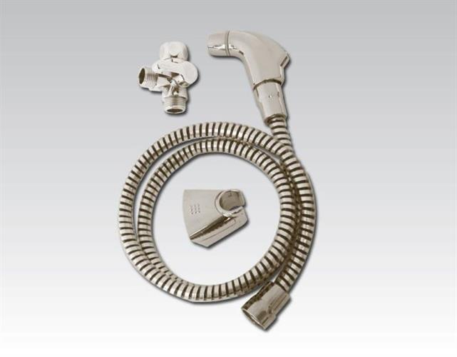 מערכת שטיפה מדגם ג'ט סט לבן- ספאדיני