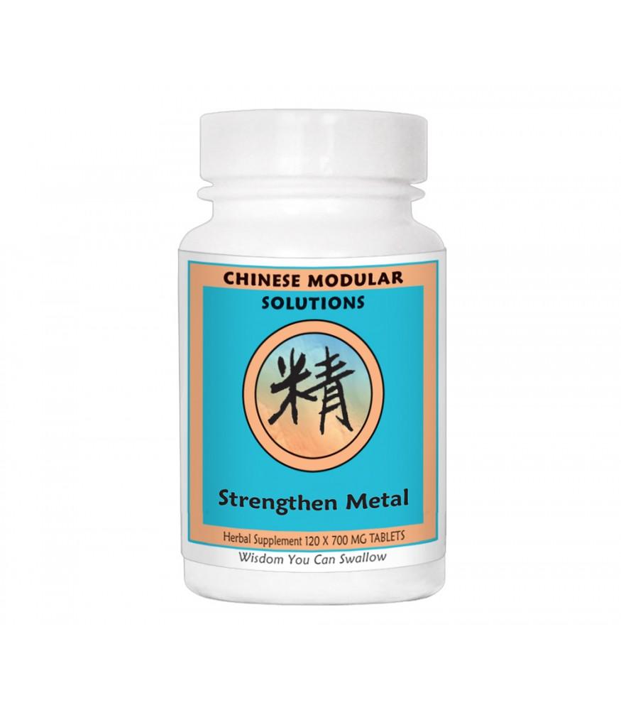 Strengthen Metal