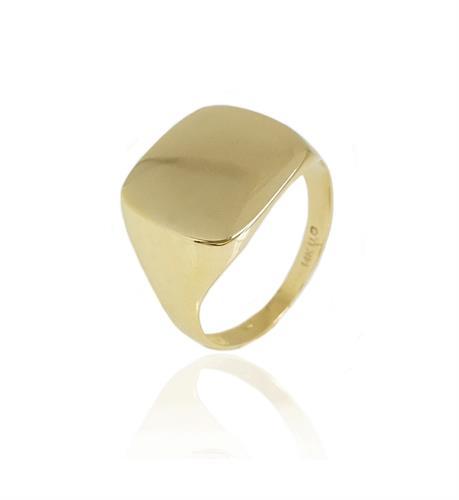 טבעת זהב חותם|טבעת זהב חריטה