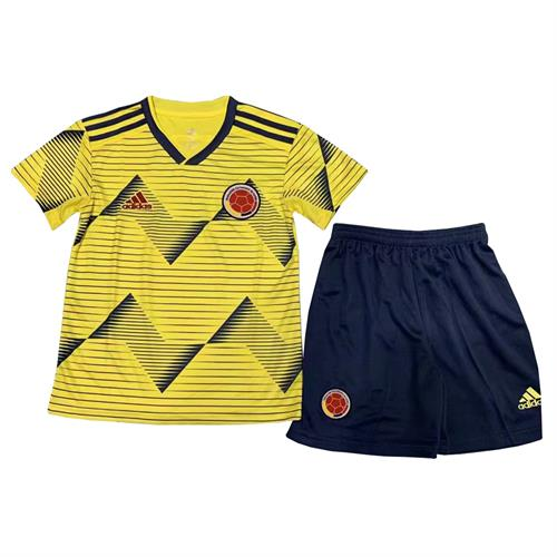 חליפת ילדים קולומביה בית 2019