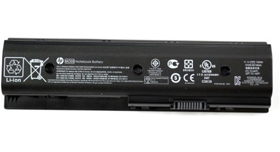 סוללה מקורית למחשב נייד HP Pavilion DV4-5000 DV6-6000 DV7-7000 672412-001