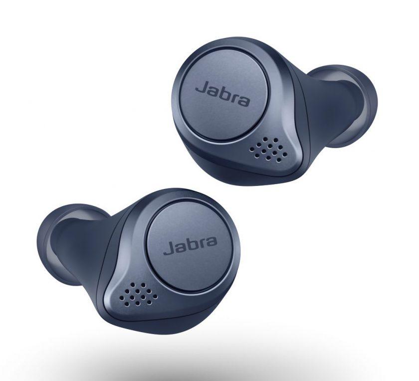 אוזניות ללא חוטים Jabra Elite Active 75t True Wireless