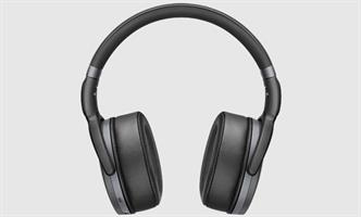 אוזניות Sennheiser HD 4.40 BT Wireless Bluetooth, להאזנה יומיומית למוסיקה ולניהול שיחות