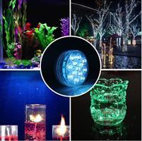Underwater-מנורות לד צבעוניות לבריכה