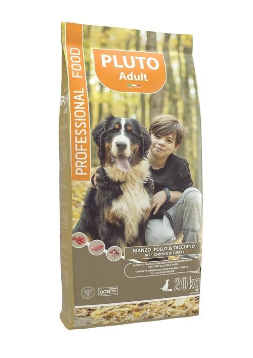 פלוטו 20 ק״ג מזון יבש לכלבים