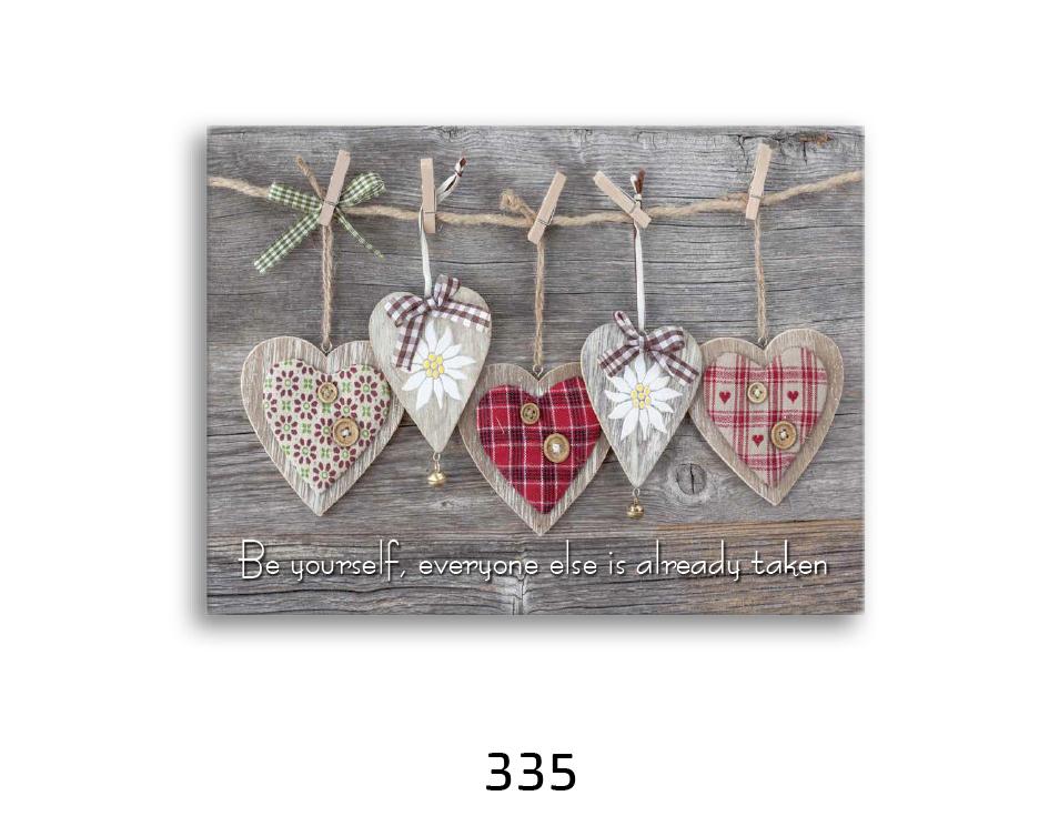 5 לבבות על חוט